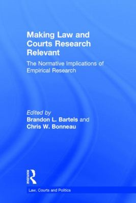 Normative Implications of Empirical Research in Law and Courts