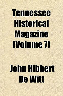 Tennessee Historical Magazine