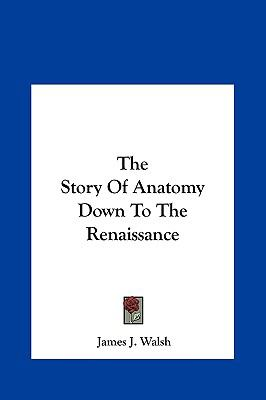 Story of Anatomy down to the Renaissance