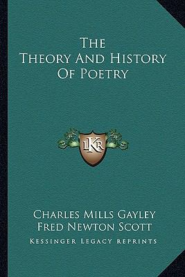 Theory and History of Poetry