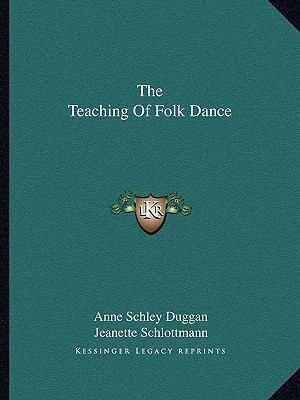 Teaching of Folk Dance