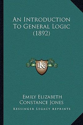 Introduction to General Logic