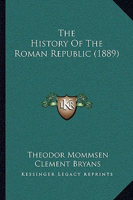 History of the Roman Republic