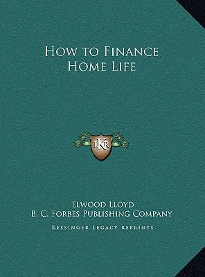 How to Finance Home Life