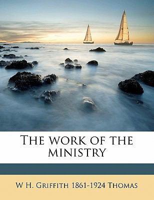 Work of the Ministry
