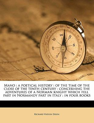 Mano : A poetical History