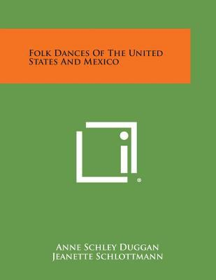 Folk Dances of the United States and Mexico
