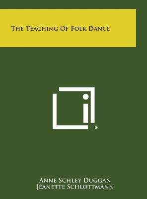 The Teaching of Folk Dance