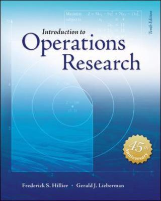 Introduction to Operations Research with Student Access Card