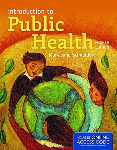 Introduction To Public Health: Includes eBook Access