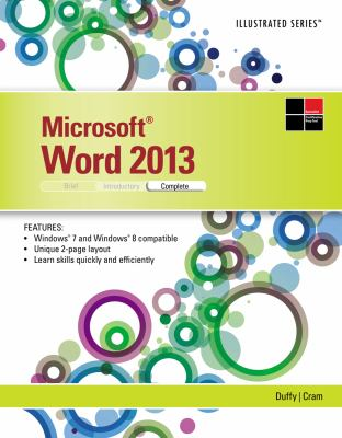 Microsoft Word 2013: Illustrated Complete