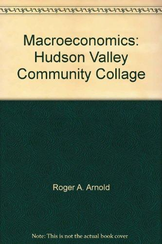 Macroeconomics: Hudson Valley Community Collage