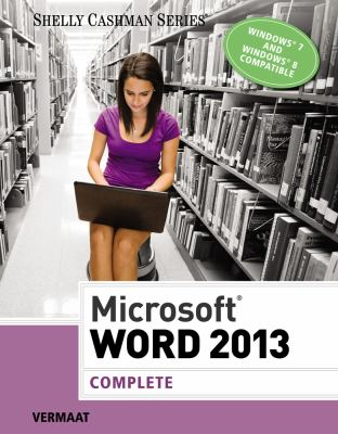Microsoft Word 2013 : Complete