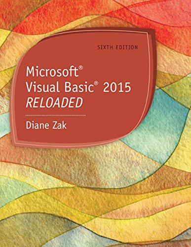 Microsoft Visual Basic 2015: RELOADED