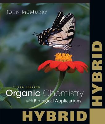 Organic Chemistry : With Biological Applications, Hybrid Edition (with OWL Printed Access Card)