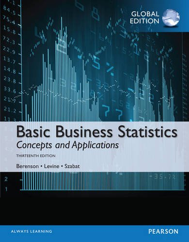 Basic Business Statistics [Paperback]