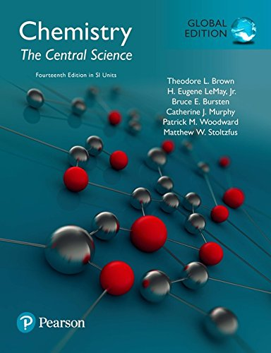 Chemistry: The Central Science in SI Units [Paperback] [Oct 24, 2017] Theodore, L. Brown, H., E