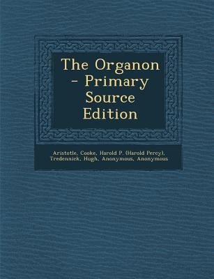 Organon - Primary Source Edition