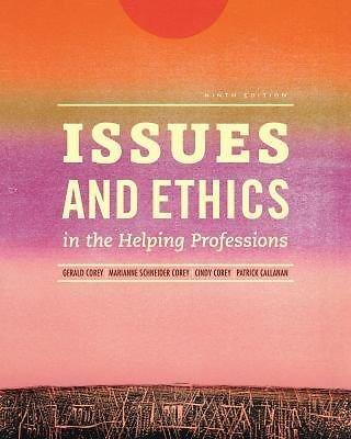 Issues and Ethics in the Helping Professions, 9th Edition (Not Textbook, Access Code Only)