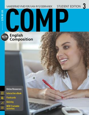 COMP (with CourseMate Printed Access Card) (New, Engaging Titles from 4LTR Press)