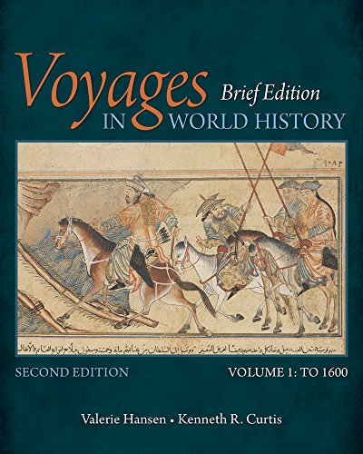 Bundle: Voyages in World History, Volume I, Brief, 2nd + MindTap History, 1 term (6 months) Printed Access Card