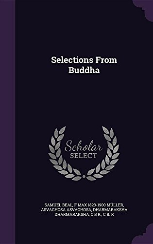 Selections from Buddha