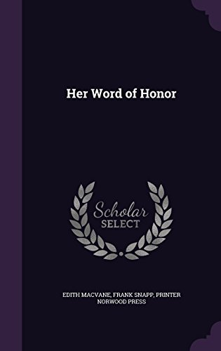 Her Word of Honor