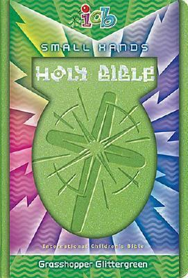 Holy Bible International Children's, Grasshopper Glittergreen