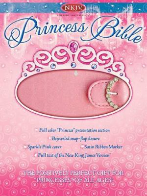 Princess Bible, NKJV (Compact Kids Series)