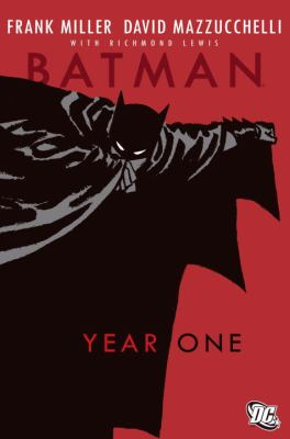 Batman Year One Deluxe