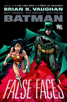 Batman: False Faces SC