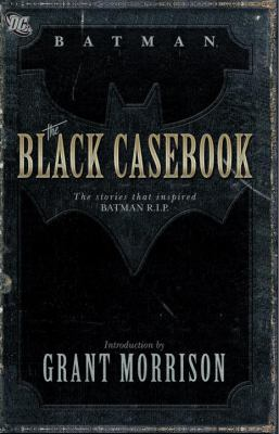 Batman: The Black Casebook