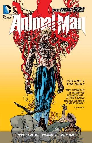 Animal Man Vol. 1: The Hunt (The New 52)