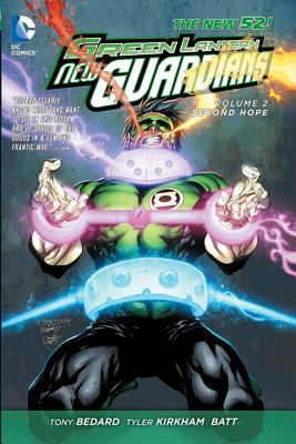 Green Lantern: New Guardians Vol. 2: Beyond Hope (the New 52)