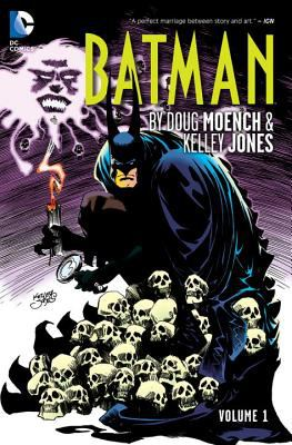 Batman by Doug Moench and Kelley Jones Volume 1 HC