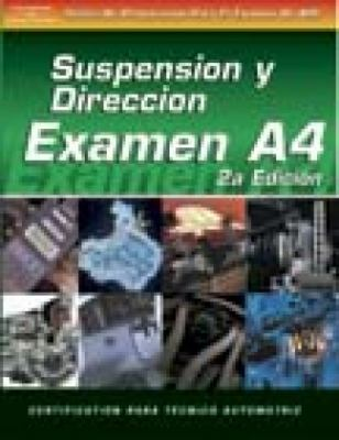 Examen Automotriz Suspension Y Direccion Automotriz (Examen A4) / Automotive Exam  Suspension