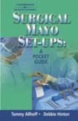 Surgical Mayo Set-Ups Pocket Reference