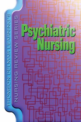 Psychiatric Nursing