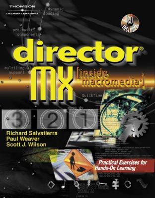Director Mx Inside Macromedia