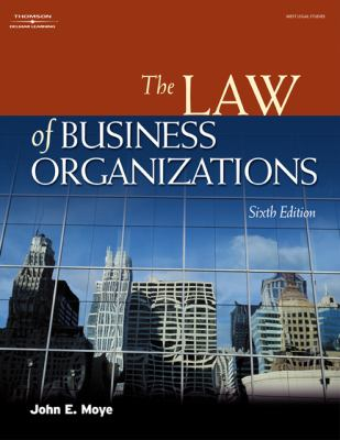 The Law of Business Organizations
