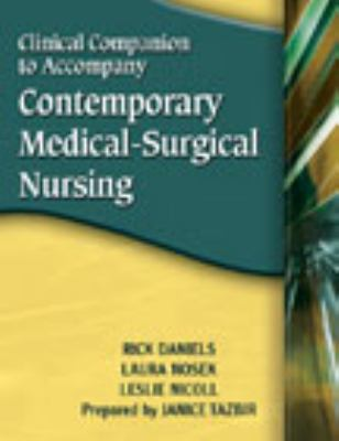 Contemporary Medical-Surgical Nursing-Clinical Companion