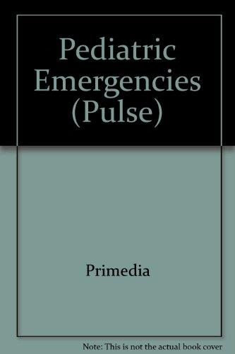 PULSE: Pediatric Emergencies (Pulse) VHS