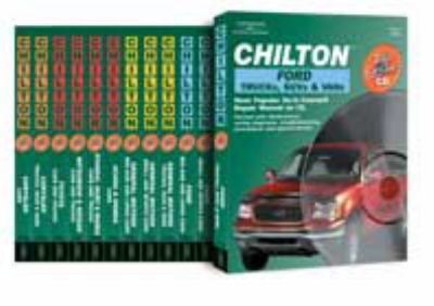 New Chilton Total Car Care CDs