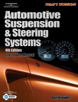 Automotive Suspension & Steering System