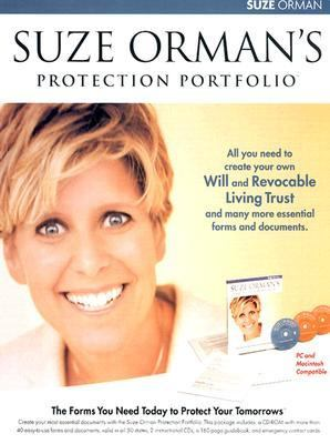 Suze Orman's Protection Portfolio All You Need to Create Your Own Will and Revocable Living Trust and Many More Essential Forms and Documents