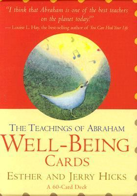 Teachings of Abraham Well-Being Cards Well-Being Cards