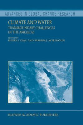 Climate and Water Transboundary Challenges in the Americas