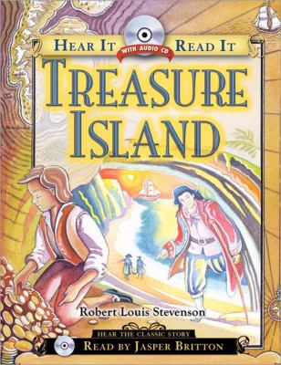 Treasure Island (Hear It Read It Series)