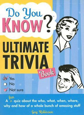 Ultimate Trivia Book