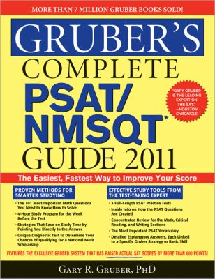 Gruber's Complete PSAT/NMSQT Guide 2011
